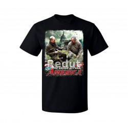 T-shirt Putin America