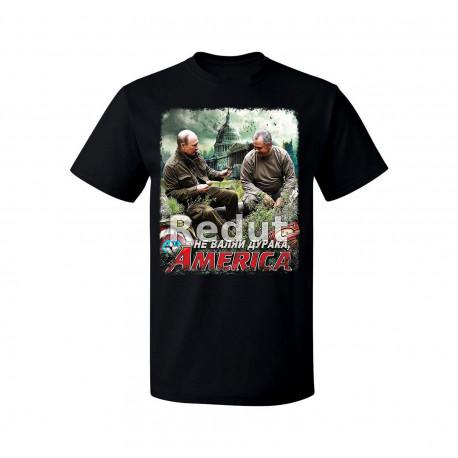 Tričko Putin America