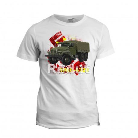 Tričko s potiskem URAL-4320