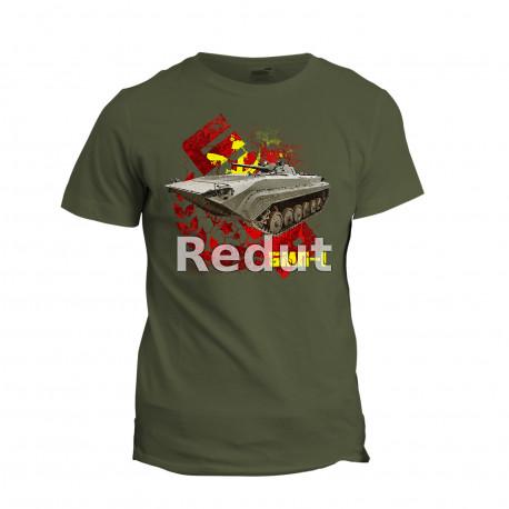 Tričko s potiskem BMP-1
