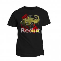 Tričko s potiskem GAZ-69