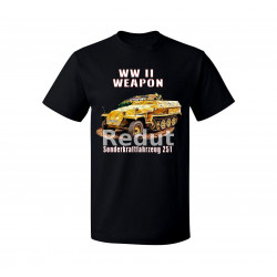 T-shirt SD.KFZ.251