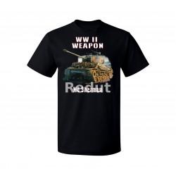 T-shirt M-4 Sherman