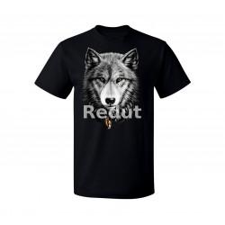 T-shirt Vlk Jin-Jang