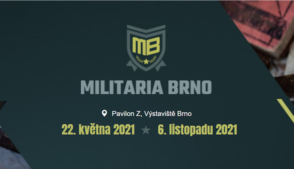 The largest Military Market in Central Europe, right in the Brno Exhibition Centre!